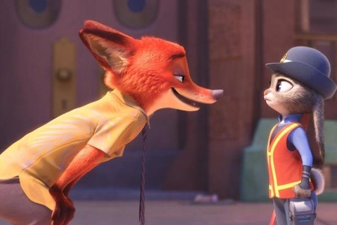 'Zootopia' - Sieu pham moi tu xuong hoat hinh Walt Disney hinh anh