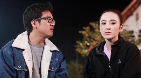 Phuong Trinh thu vi hon Truong Giang trong 'Taxi, em ten gi' hinh anh