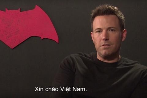 Dan sao 'Batman v Superman' gui loi chao toi khan gia Viet Nam hinh anh