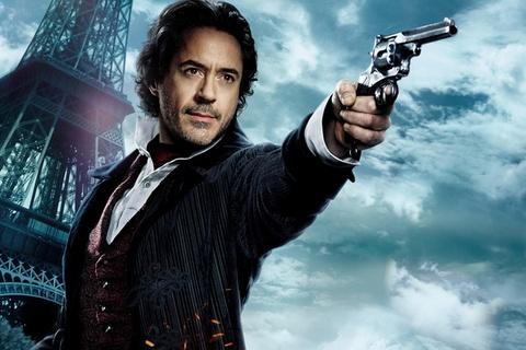 Du an 'Sherlock Holmes 3' duoc khoi dong hinh anh