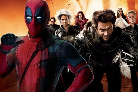Hang Fox se tim cach cho Deadpool xuat hien cung X-Men hinh anh