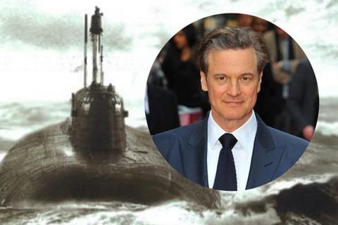 Tai tu Colin Firth tham gia phim ve tham hoa tau ngam Kursk hinh anh
