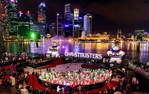 'Biet doi san ma' giup Singapore lap ky luc Guinness moi hinh anh 13