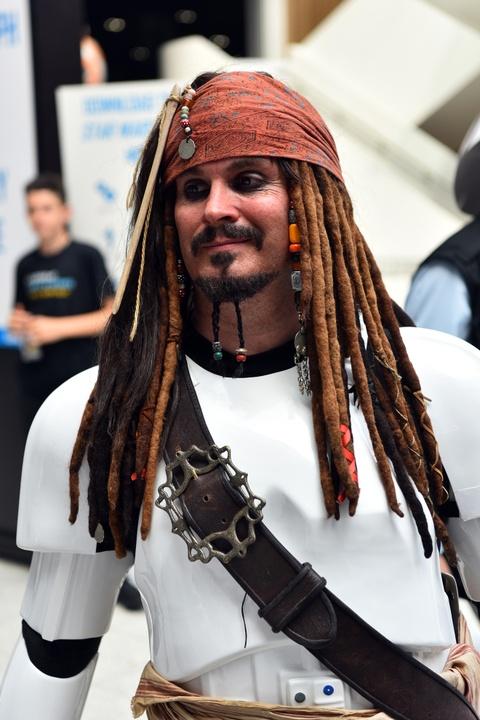 Van hoa cosplay cua nguoi phuong Tay qua 'Star Wars' hinh anh 3