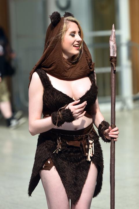 Van hoa cosplay cua nguoi phuong Tay qua 'Star Wars' hinh anh 4