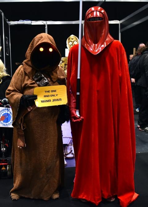 Van hoa cosplay cua nguoi phuong Tay qua 'Star Wars' hinh anh 7