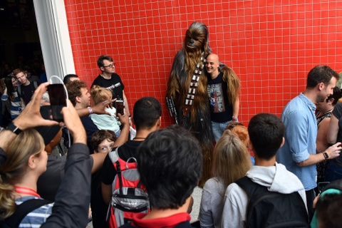 Van hoa cosplay cua nguoi phuong Tay qua 'Star Wars' hinh anh 6