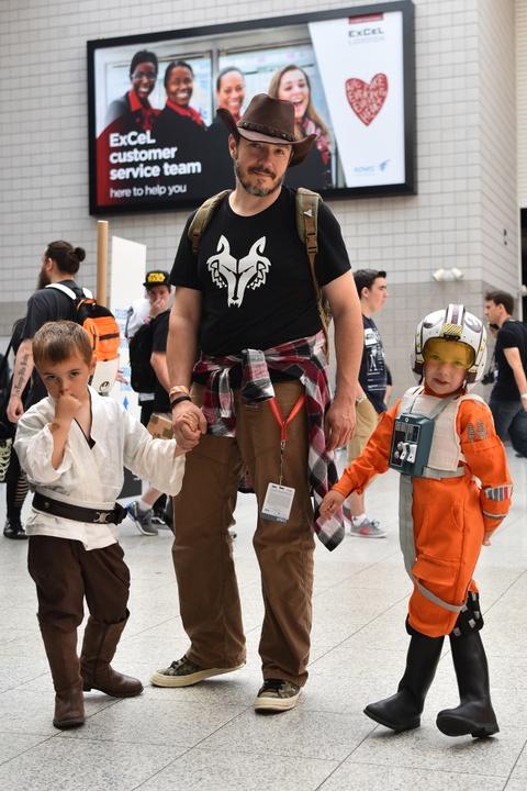 Van hoa cosplay cua nguoi phuong Tay qua 'Star Wars' hinh anh 9
