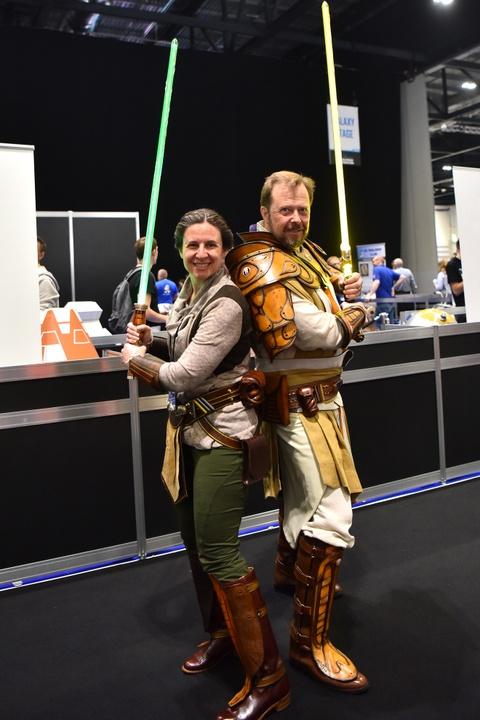 Van hoa cosplay cua nguoi phuong Tay qua 'Star Wars' hinh anh 10