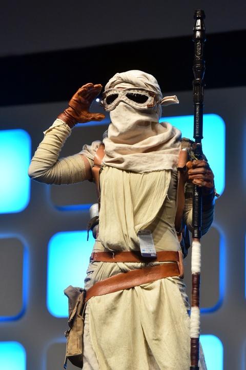 Van hoa cosplay cua nguoi phuong Tay qua 'Star Wars' hinh anh 11