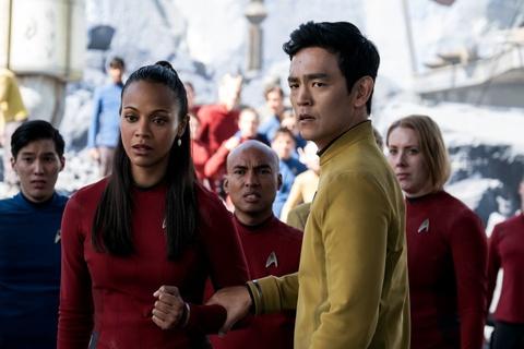 'Star Trek Beyond' ha be 'Dang cap thu cung' tai Bac My hinh anh