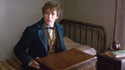 Trailer moi bo phim 'Fantastic Beasts and Where to Find Them' hinh anh
