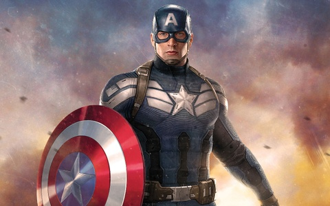 Steve Rogers khong con la Captain America tren phim hinh anh