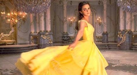 Emma Watson quyen ru trong 'Nguoi dep va quai vat' hinh anh