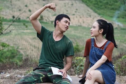 Phim cua Phuong Trinh chieu som, Hari Won lo hen khan gia hinh anh