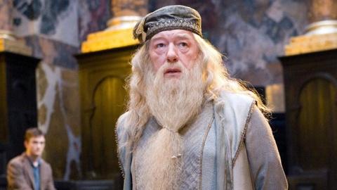 Thay Dumbledore co the cong khai dong tinh trong phim moi hinh anh
