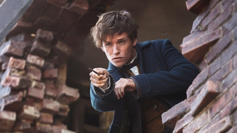 'Fantastic Beasts' du kien thu 200 trieu USD sau ba ngay hinh anh