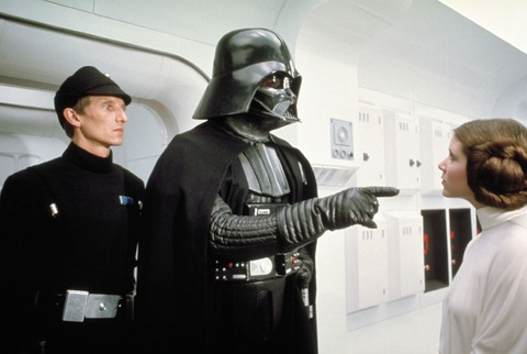 Nhung khoanh khac dep cua Cong chua Leia trong 'Star Wars' hinh anh 2