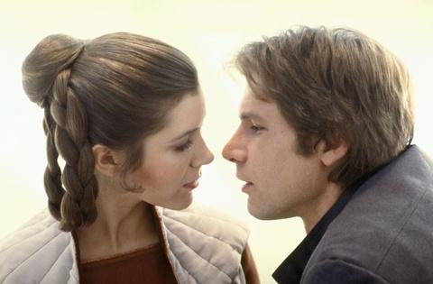 Nhung khoanh khac dep cua Cong chua Leia trong 'Star Wars' hinh anh 4