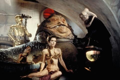 Nhung khoanh khac dep cua Cong chua Leia trong 'Star Wars' hinh anh 5