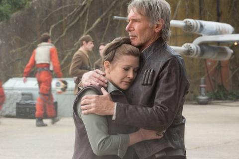 Nhung khoanh khac dep cua Cong chua Leia trong 'Star Wars' hinh anh 7