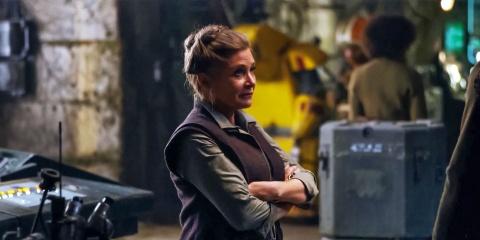 Nhung khoanh khac dep cua Cong chua Leia trong 'Star Wars' hinh anh 8