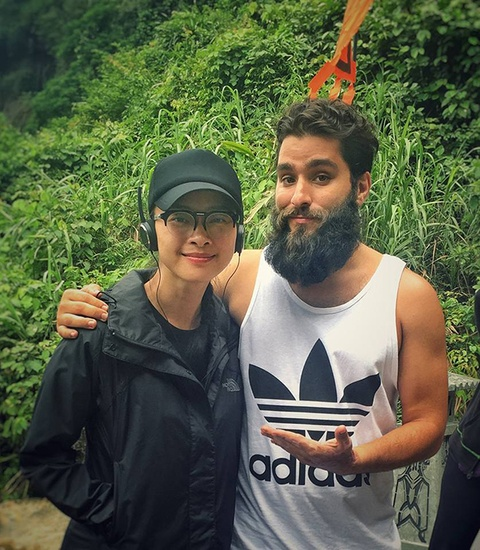 Ngo Thanh Van tung duoc nham dong bom tan 'Kong: Skull Island' hinh anh 1