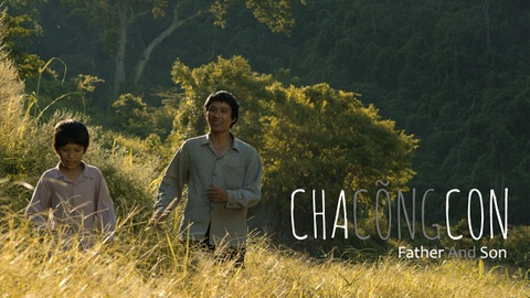 'Cha cong con': Boi tinh phu tu von luon thieng lieng hinh anh 1