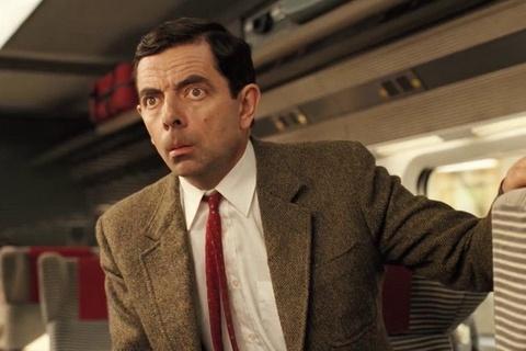 Mr. Bean se con tro lai tren man anh rong hinh anh