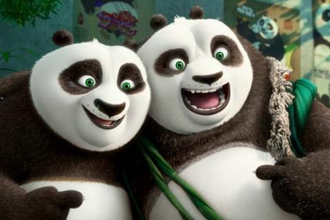 Nha bien kich ngoi tu hai nam sau khi to 'Kung Fu Panda' dao nhai hinh anh