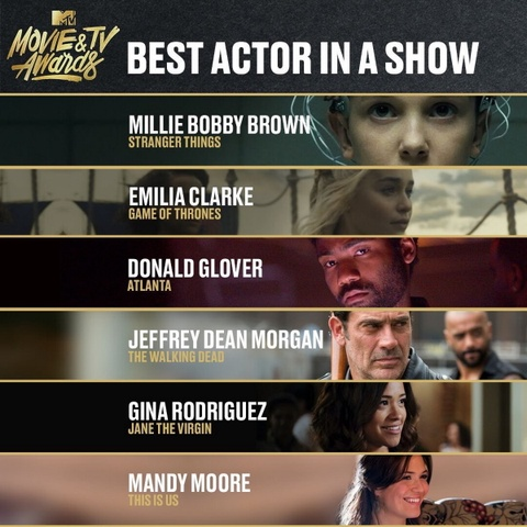 5 dieu can biet truoc le trao giai MTV Movie & TV Awards 2017 hinh anh 1