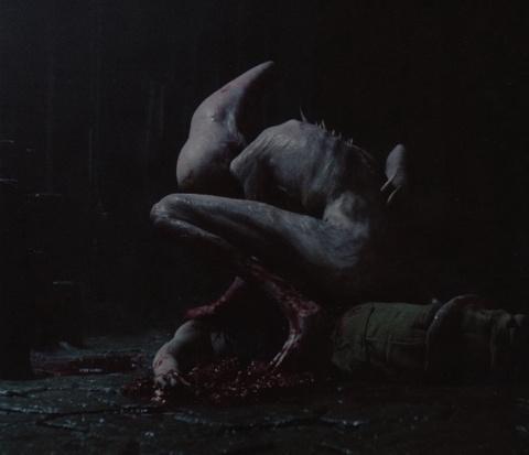 Cac hinh thuc tien hoa ghe ron cua quai vat trong 'Alien' hinh anh 8