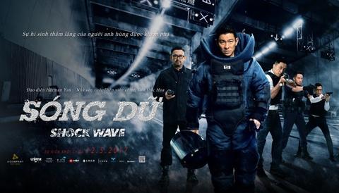 'Song du': Phim hanh dong 'dau voi duoi chuot' cua Luu Duc Hoa hinh anh 1