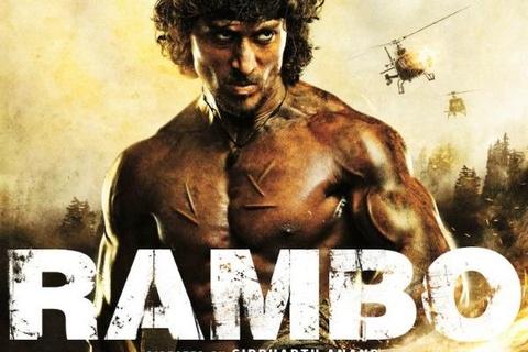 Sylvester Stallone mia mai 'Rambo' phien ban An Do hinh anh