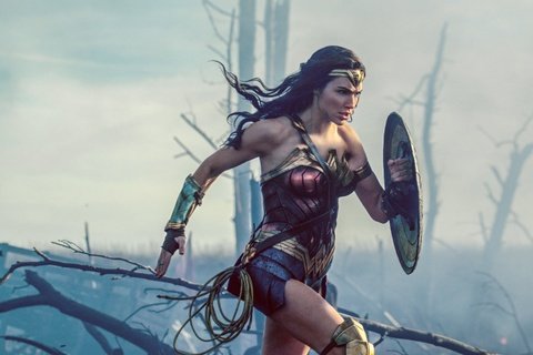 Trailer bo phim 'Wonder Woman' hinh anh