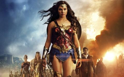 'Wonder Woman': Khi phai dep vuc day ca Vu tru sieu anh hung DC hinh anh 3