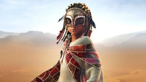 Trailer bo phim 'Bilal: Chien binh sa mac' hinh anh
