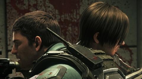 Phim hoat hinh 'Resident Evil' moi chi danh cho fan tro choi goc hinh anh 3
