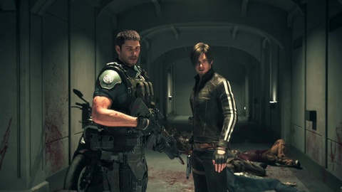 Phim hoat hinh 'Resident Evil' moi chi danh cho fan tro choi goc hinh anh 4