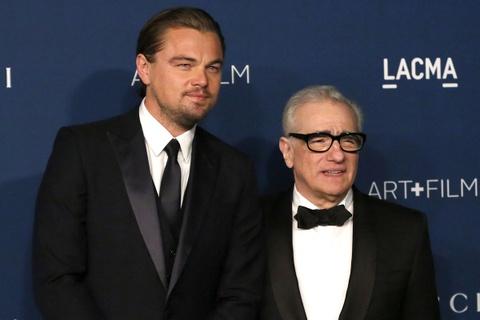 Leonardo DiCaprio tai ngo dao dien 'Soi gia pho Wall' hinh anh