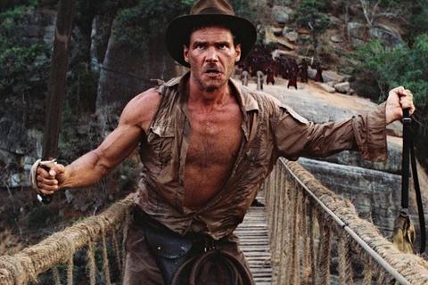 Nguoi hung Indiana Jones duoc bau la nhan vat dien anh vi dai nhat hinh anh