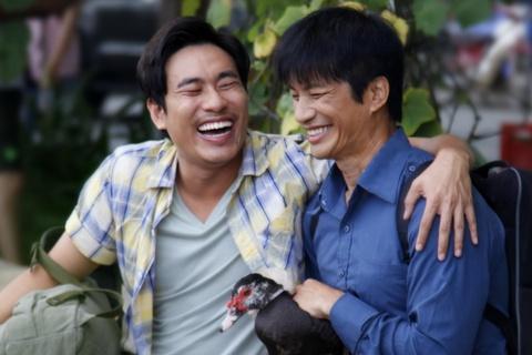 Dustin Nguyen thay Truong Giang cho vai chang mu trong '798Muoi' hinh anh
