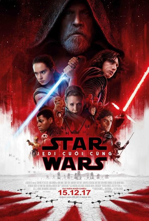 'Star Wars: The Last Jedi': Dau an moi cua mot tuong dai dien anh hinh anh 1