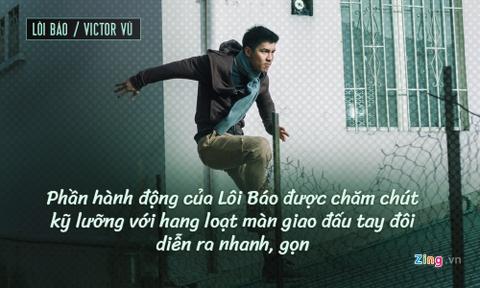 'Loi Bao' cua Victor Vu: Cau chuyen ve mot sieu anh hung 'thi xa' hinh anh 3