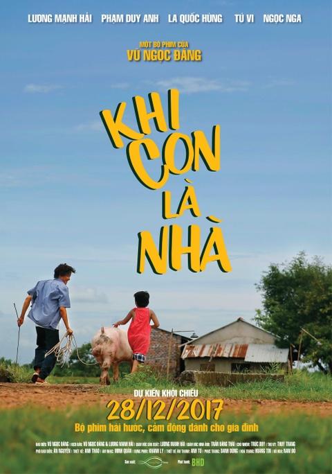 'Khi con la nha': Xuc dong voi nhung manh doi o tan day xa hoi hinh anh 1