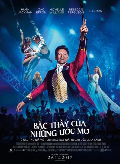 'The Greatest Showman': Cau chuyen ve uoc mo va nhung dieu ky dieu hinh anh 1
