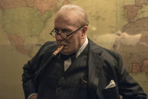 Cuoc lot xac hoan hao thanh Thu tuong Churchill cua Gary Oldman hinh anh 3