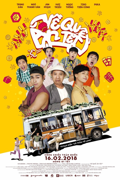'Ve que an Tet': Phim Tet dung nghia cua Ngo Thanh Van hinh anh 1