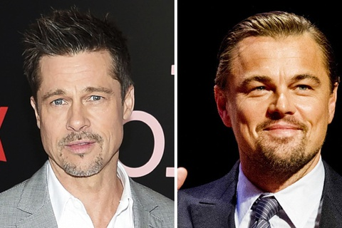 Leonardo DiCaprio, Brad Pitt cung dong phim moi cua Quentin Tarantino hinh anh