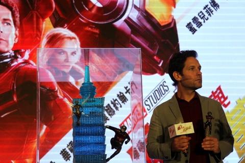 'Nguoi Kien va Chien binh Ong' cua Marvel lan dau ra mat bao chi hinh anh 7